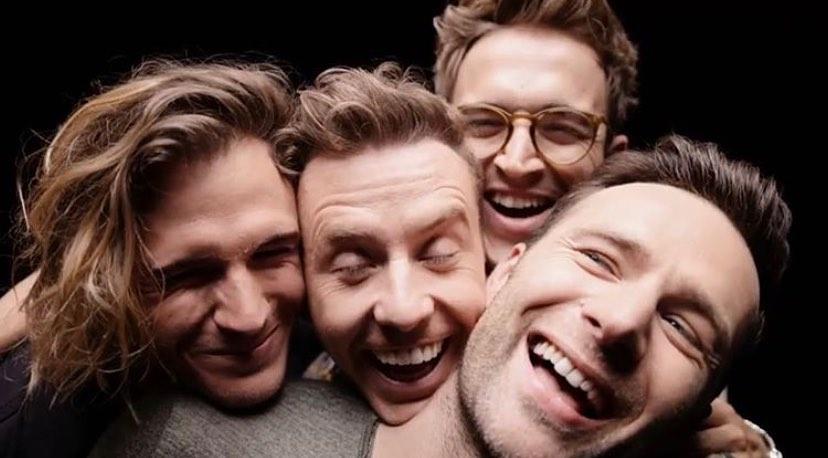 McFly anuncia 'Hapiness', primeiro single do novo álbum