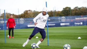 Neymar é poupado de partida do PSG pela Copa da França