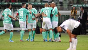 Palmeiras vai com time mexido para a partida contra o Goiás; veja provável escalação