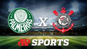 Palmeiras x Corinthians acompanhe o jogo ao vivo na Jovem Pan