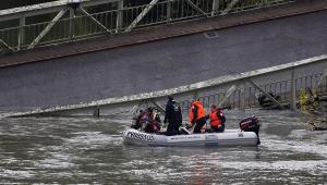 Ponte desaba na França Toulouse