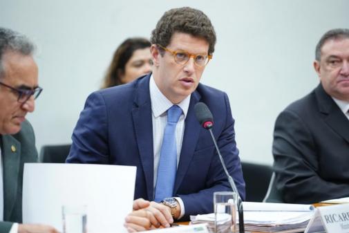 Conselho de Bolsonaro vai coordenar ações dos ministérios na Amazônia, diz Salles