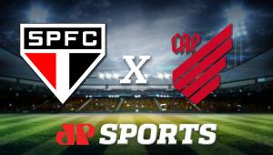 São Paulo x Athletico Paranaense acompanhe o jogo ao vivo na Jovem Pan