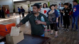 eleições uruguai