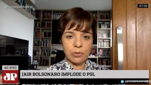 Vera: Bolsonaro deixa PSL desnecessariamente e põe em risco agenda de reformas
