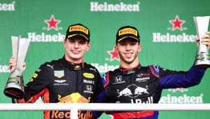 Verstappen, Gasly, Sainz... GP do Brasil coroa talento da nova geração da categoria
