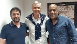 Tiago Nunes se reúne com dirigentes do Corinthians para continuar planejamento para 2020