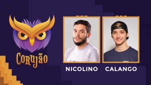 Calango e Nicolino analisam o momento do Fortnite no Brasil