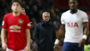 No reencontro com o Manchester United, Mourinho amarga 1ª derrota no Tottenham
