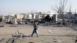 Ataque perto de base aérea dos EUA no Afeganistão deixa um morto e 60 feridos