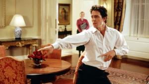 Hugh Grant diz que cena de dança em 'Simplesmente Amor' foi 'infernal'