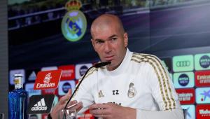 Zidane nega problemas e diz contar com Bale: 'Tentam criar coisas entre nós'