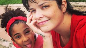 Samara Felippo diz que filha foi vítima de racismo em formatura da escola