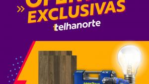 Telhanorte estende Black Friday e oferece descontos especiais em produtos para a casa