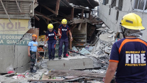 Criança morre após terremoto de magnitude 6,8 na Filipinas