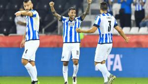 Monterrey bate Al-Sadd em jogo de 5 gols e pegará o Liverpool na semi