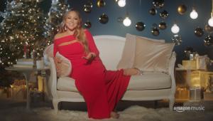 Hit natalino de Mariah Carey ganha documentário da Amazon; assista