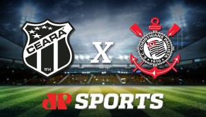AO VIVO - Ceará x Corinthians - 04/12/19 - Brasileirão - Futebol JP