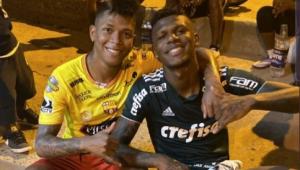 Lugano afirma que Arboleda usar camisa do Palmeiras nas férias foi 'ingenuidade e burrice'