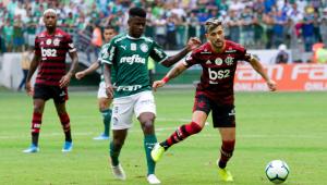 Arrascaeta treina, mas Rafinha fica fora e deve desfalcar o Flamengo