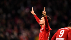 Bayern massacra Werder Bremen com três gols e duas assistências de Philippe Coutinho