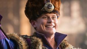 Disney+ terá spinoff sobre Príncipe Anders, do live-action de 'Aladdin'