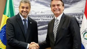 Bolsonaro recebe líderes da cúpula do Mercosul nesta quinta