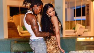 Cardi B dá US$ 500 mil para marido gastar com strippers em aniversário