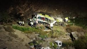 acidente de ônibus no chile