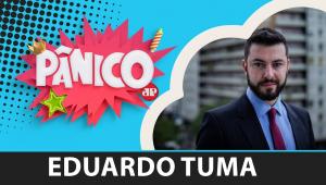 Eduardo Tuma  | Pânico - 19/12/19 - AO VIVO
