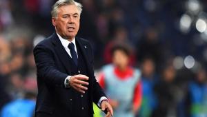 Carlo Ancelotti está de volta ao Real Madrid