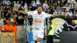 Corinthians vence o Ceará fora de casa e dá um fio de esperança para o Cruzeiro