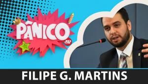 Filipe G. Martins | Pânico - 06/12/19 - AO VIVO