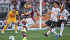 Fluminense derrota o Corinthians e obtém a vaga na Copa Sul-Americana de 2020
