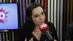 Izabella Camargo dá dicas para quem tem Burnout