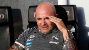 Imbróglio com Santos pode impedir Sampaoli de assumir o Palmeiras? Entenda