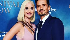 Katy Perry e Orlando Bloom adiam cerimônia de casamento