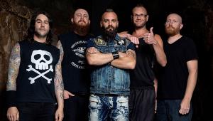 Killswitch Engage volta ao Brasil e promete shows melhores do que da última vez