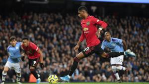 Manchester United vence clássico contra o City e ajuda o rival Liverpool