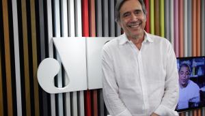 Marco Antonio Villa comemora retorno à Jovem Pan: 'É muito gostoso voltar'