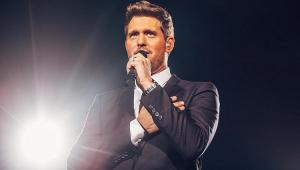 Michael Bublé fará três shows no Brasil em 2020