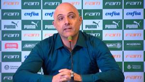 Galiotte avisa que busca treinador com 'DNA palmeirense' para vaga de Luxa; entenda