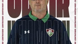 Odair manda recado à torcida do Fluminense: 'Serei mais um guerreiro'