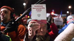 Polônia protestos