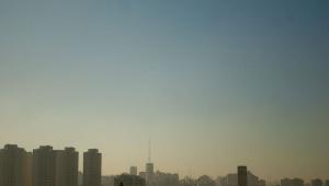 faixa de poluição