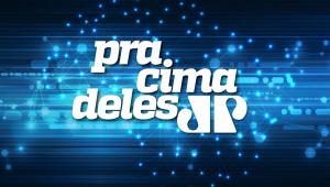 #PraCimaDeles - 03/01/20