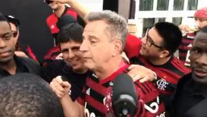 Presidente do Flamengo: 'O futebol não pode voltar só porque a curva da pandemia é ascendente?'