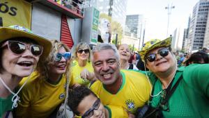 Parlamentares participam de ato pró-segunda instância em SP e pedem pressão popular