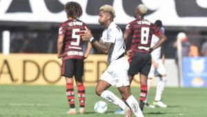 Santos goleia o campeão Flamengo por 4 a 0 e termina o Brasileirão como vice