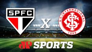 São PauloxInternacional: acompanhe o jogo ao vivo na Jovem Pan